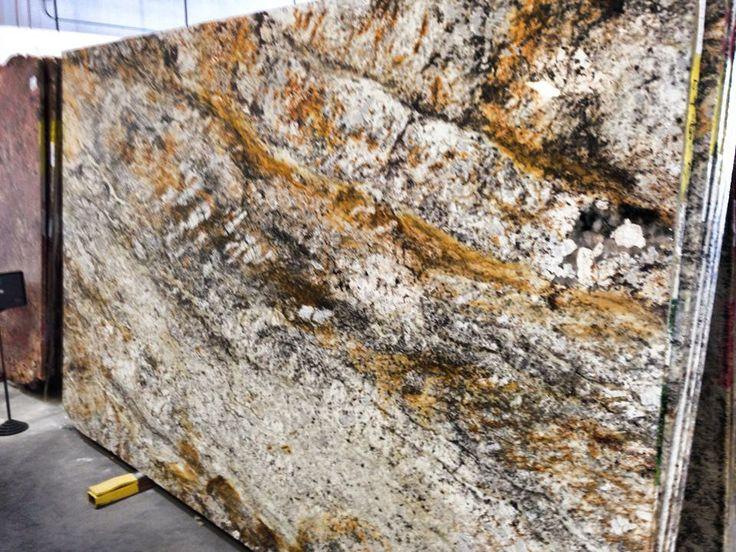 Exotic Stone Countertops : Betularie exotic granite slabs pinterest