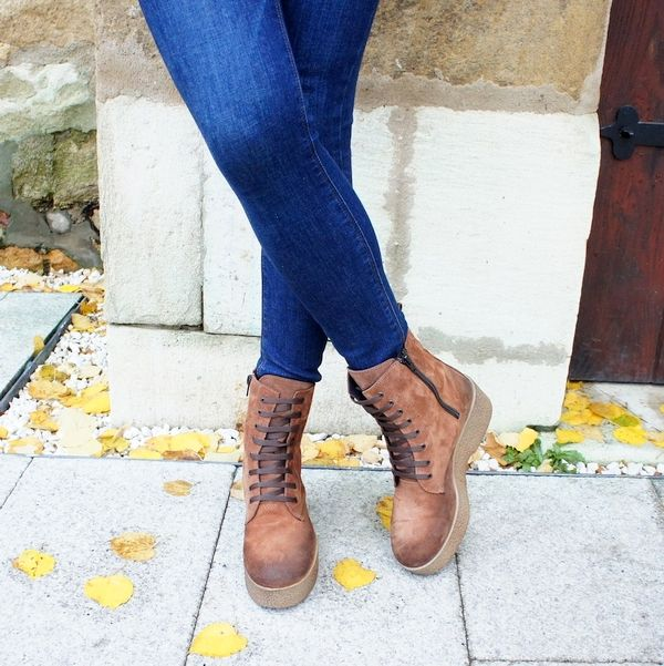 casual boots fashion