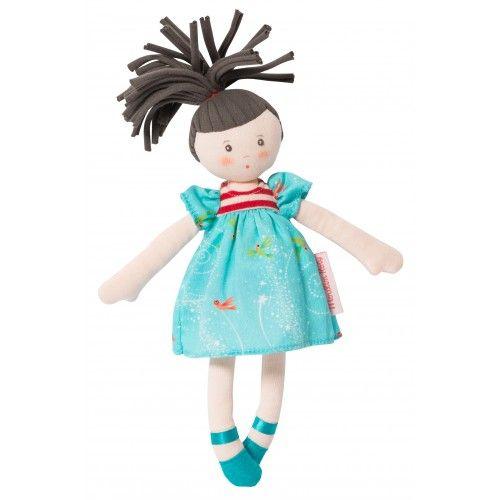 Petite poupée Plume Ma poupée Moulin Roty