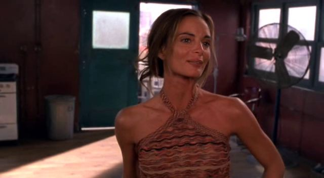 hot fiona burn notice