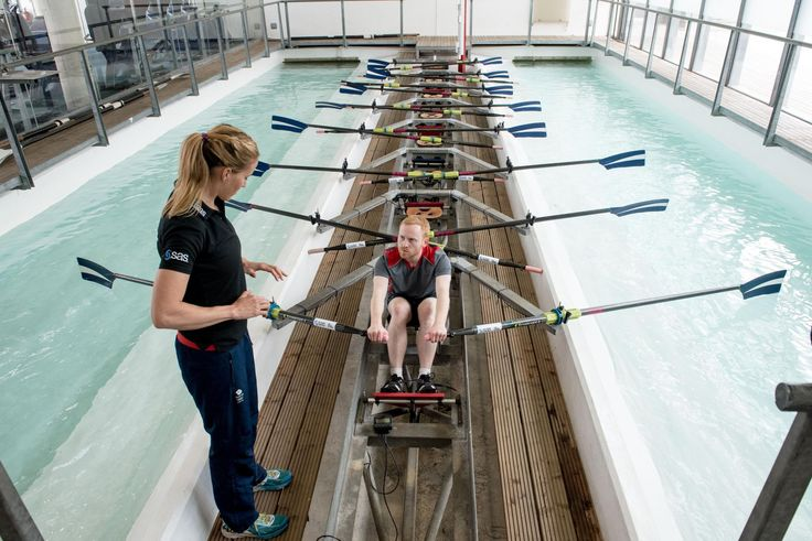 Head-to-head with an Olympic champion: A rowing masterclass with double gold medalist Helen Glover