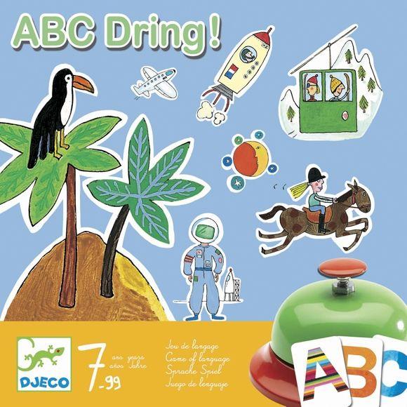 ABC Dring szókincsfejlesztő társasjáték