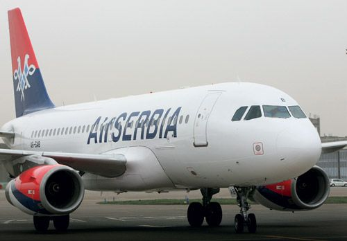 Air Serbia Pages http://www.airserbia.com/en/home/main_menu/travel_info/airserbia_review/april_2014/air_serbia_pages_04_2014.html