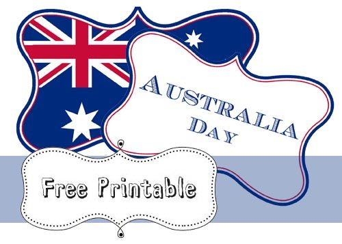 Getting ready for the big day - Happy Australia Day! http://fun.kyti.me/index.php/2011/01/australia-day/