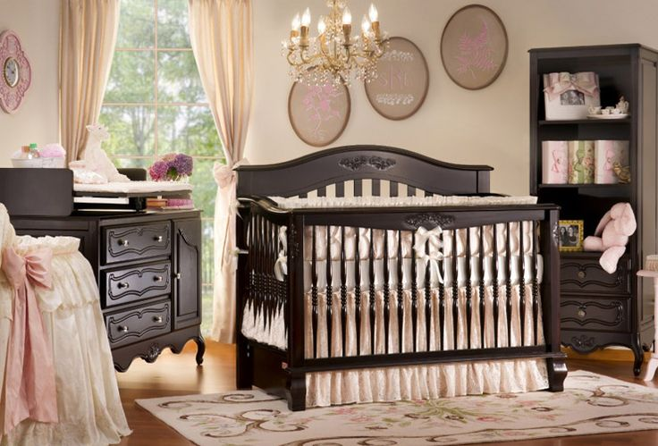 We love that @BelliniBabies offers furnishings, decor and accessories that have a classic feel with a modern vibe! #PNapproved: Kids Furniture, Dark Wood, Baby Rooms, Beaches Baby, Baby Girls Rooms, Girls Nurseries, Nurseries Furniture, Baby Furniture, Baby Stuff
