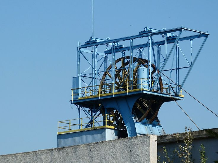 Wieża Szybowa, Przemysł, Górnictwo, Bill, Mine