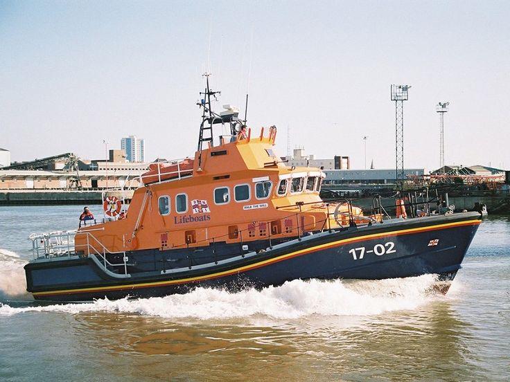 Lifeboats RNLI