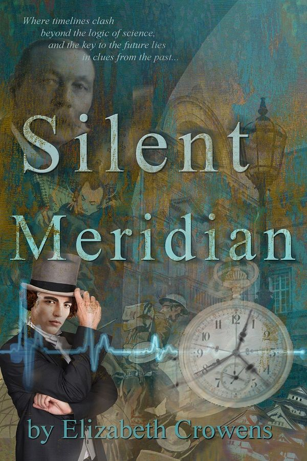 Silent Meridian (Time Traveler Professor #1) by Elizabeth Crowens