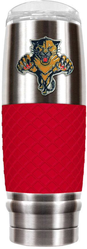 NHL Florida Panthers 30-Ounce Reserve Stainless Steel Tumbler