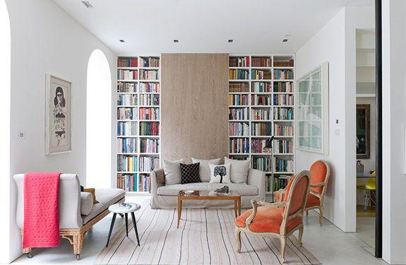 Finse Serene Woonkamer : Binnenkijken: licht familiehuis in londen residence interior