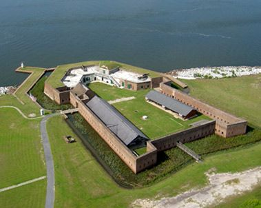 Old Fort Jackson | Travel | Vacation Ideas | Road Trip | Places to Visit…