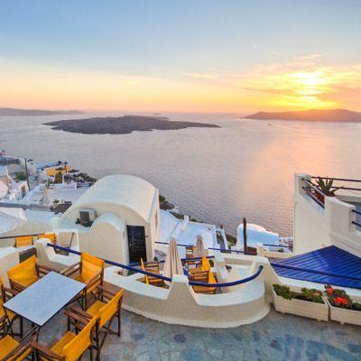 Vacante Vara 2013 - EFTERPI VILLAS TRAD HOUSES 3* 14NP. Calatorie la Santorini, Firostefani, oferte Paravion