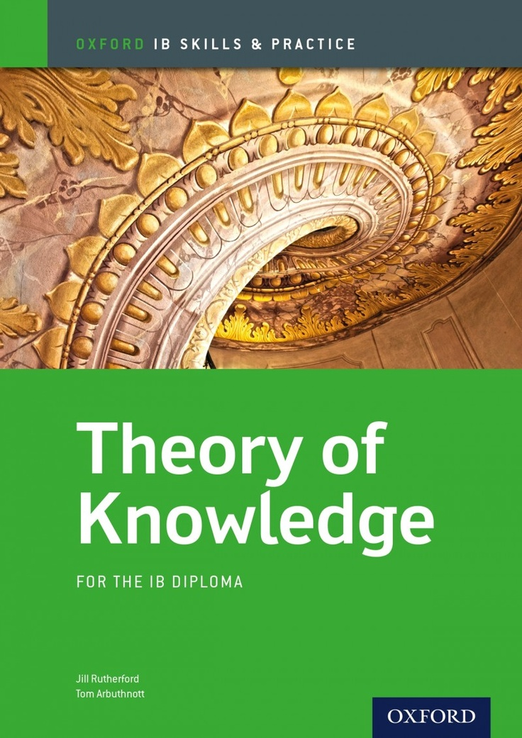 studies of theory of knowledge Introduction this theory was first proposed in 1970 by philip j tichenor, then associate professor of journalism and mass communication, george a donohue.