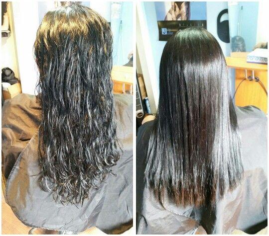 40 Best Japanese Hair Straightening Performed By Gagan