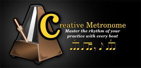 Creative Metronome per Android gratis per oggi 26 ottobre 2013