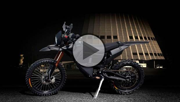 The Zero Motorcycles MMX Is An Electric Stealth Off-Road Bike For Military Purposes! US Special Forces commissioned Zero Motorcycles to develop the MMX,