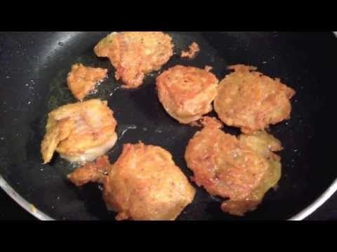 Punjabi Fish Pakora Recipe