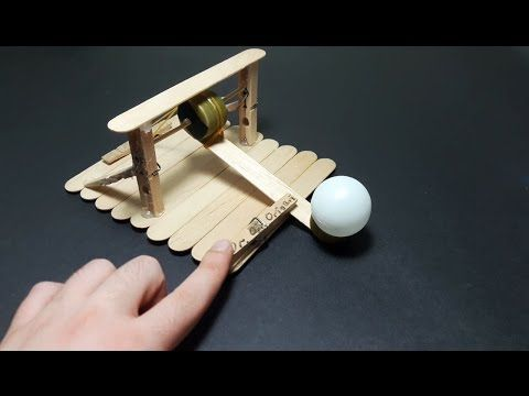 how to make a little catapult