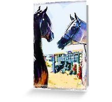 Challenge Greeting Card