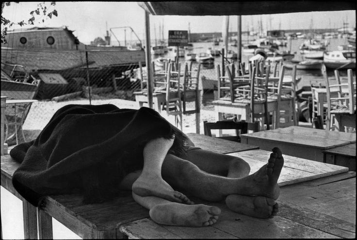 Henri Cartier-Bresson, GREECE (1961)
