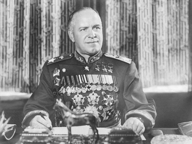 ЖУКОВ/Zhukov