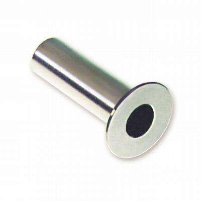 1/8 in. I.D. Stainless Steel Protector Sleeve for Cable Railing System (10-Pack)
