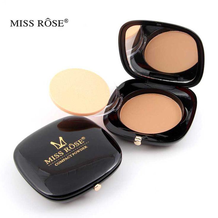 Miss rose face powder shading trucco perfect fondotinta in polvere correttore maquiagem batom cosmetici pressed powder
