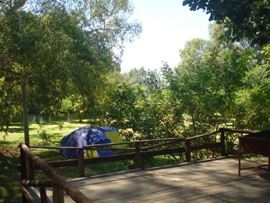 Bonnievale River Lodge - riverside camping on the Breede River - Wil nog besoek