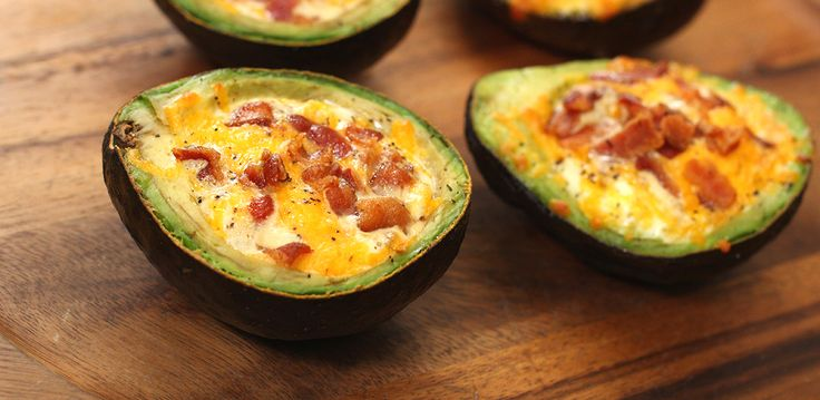 Breakfast Avocados, something I have always wanted to make, but never have. Until now.