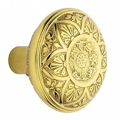 "reproduction of the classic ""Vernacular Grapes"" door knob. This reproduction was hand made by an expert artisan in the United States from a rare original knob. This reproduction has been meticulously crafted down to every original detail."
