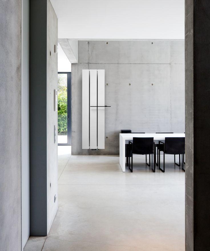 Radiator Vasco Beams - livingroom - dealer: STUDIO BIESBOS Werkendam #radiator #bathroom #warm