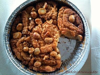 Macadamia and maple sticky cinnamon rolls   Bread, Buns & Rolls ...