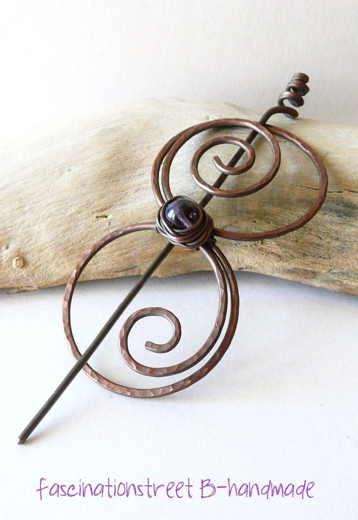 39 best Shawl & hair pins, brooches images on Pinterest   Hair pins ...