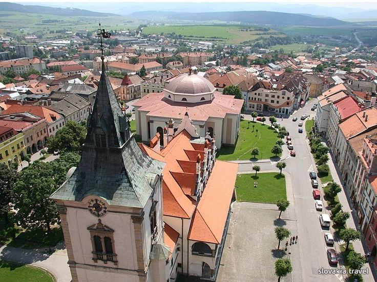 Levoca, Slovakia  Námestie Majstra Pavla in Levoča