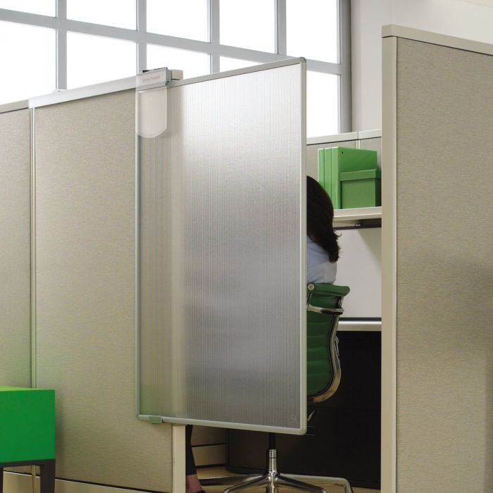 48 H Cubicle Door Frosted Cubicle Door Cubicle Workstation Privacy