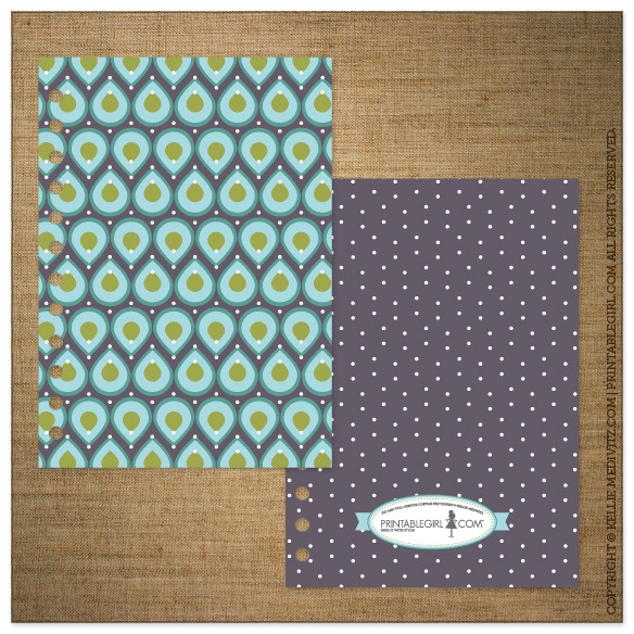Image of Notebook | Pretty Peacock  $4.50
