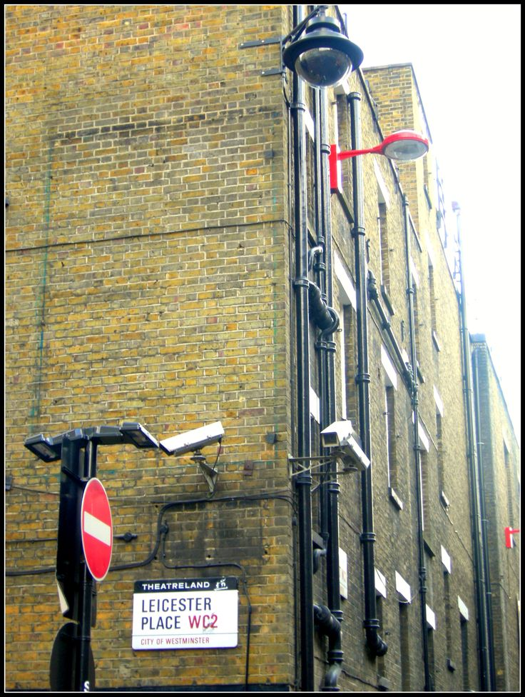 Leicester Streetlights