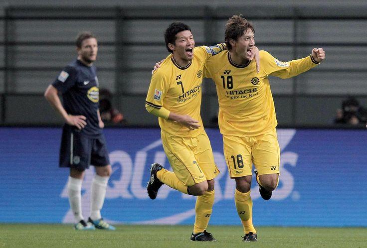Junya Tanaka - Kashiwa Reysol v Auckland City - FIFA Club World Cup
