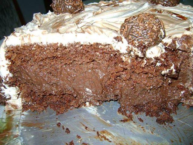 Aprenda a fazer  Receita de Bolo-mousse de Chocolate perfeito, Saiba como fazer a  Receita de Bolo-mousse de Chocolate perfeito, Show de Receitas