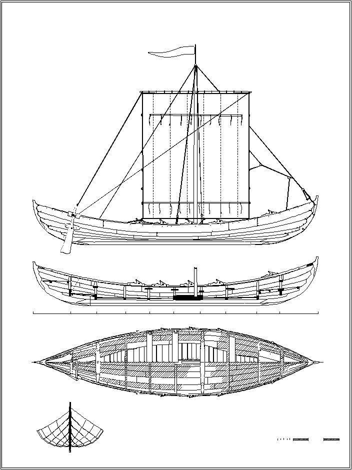 Viking ship pla n talja. se