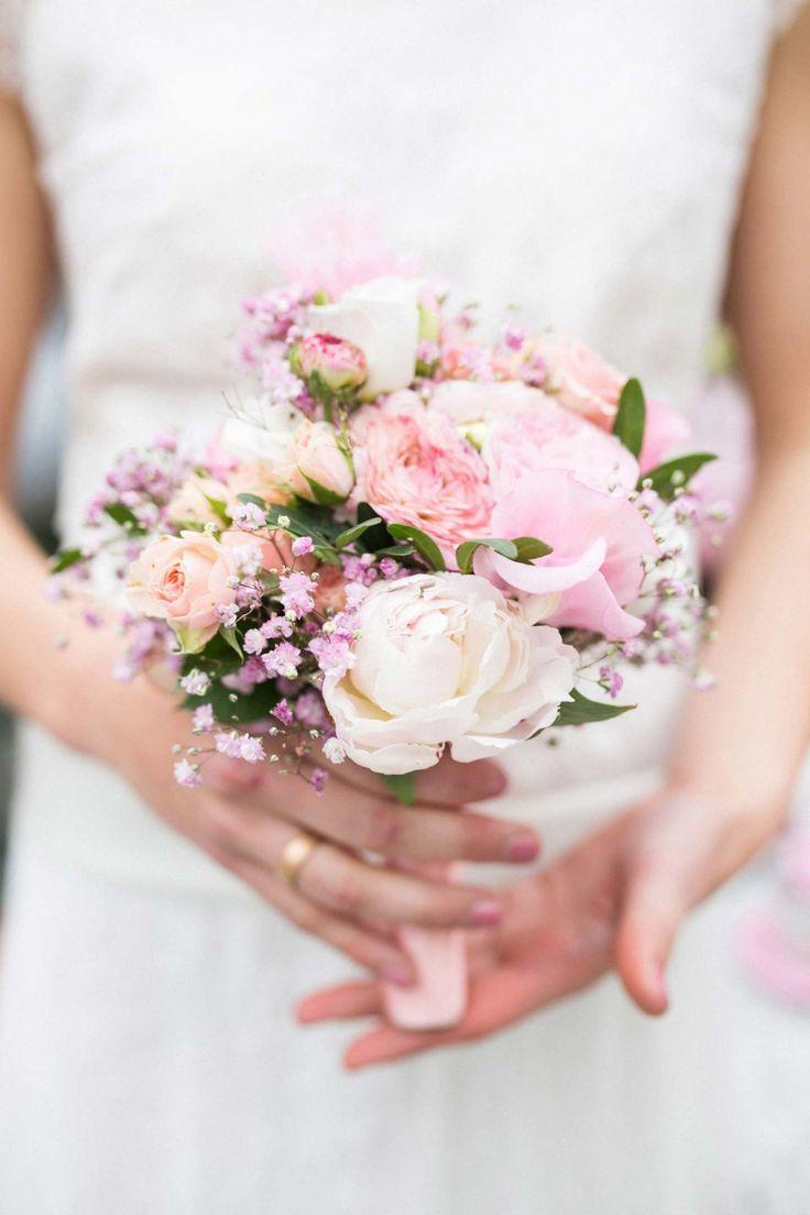 Romantisches Frühlingserwachen in Rosa & Grau REBECCA PAIRAN PHOTOGRAPHY http://www.hochzeitswahn.de/inspirationsideen/romantisches-fruehlingserwachen-in-rosa-grau/ #wedding #spring #flowers