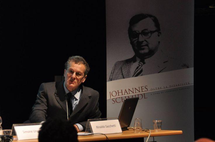 Salone Internazionale del Libro di Torino 2015.  JHOANNES SCHMIDL: OLTRE LA DISABILITÀ. Il ricordo di un uomo che fece della ricerca e dello sviluppo di protesi avveniristiche un modo per sostenere la dignità umana.