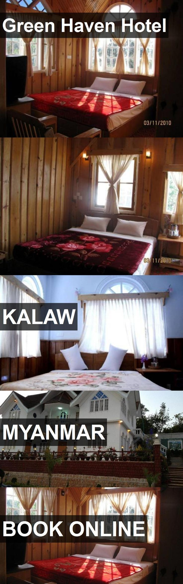 Green Haven Hotel in Kalaw, Myanmar. For more information, photos, reviews and best prices please follow the link. #Myanmar #Kalaw #travel #vacation #hotel