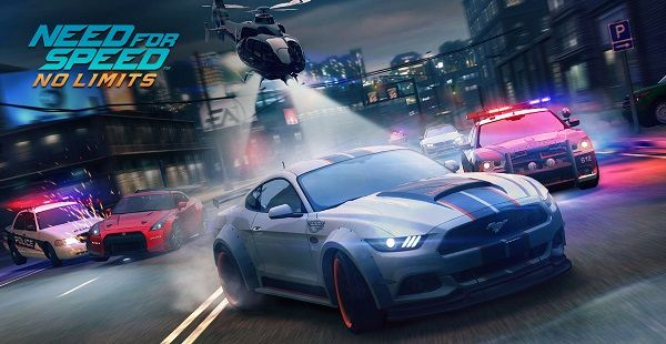 Download Need for Speed No Limits APK- Latest Android