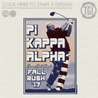 Pi Kappa Alpha | ΠKA | Pike | Rush | Fraternity Rush | Rush Shirt | TGI Greek | Greek Apparel | Custom Apparel | Fraternity Tee Shirts | Fraternity T-shirts | Custom T-Shirts