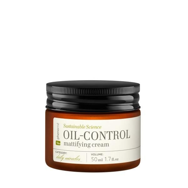 """Phenomé OIL-CONTROL mattifying cream - Daily Miracles. Från Septemberboxen """"Summer Chill Out"""" Naturalbox"""