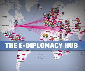 #AFP ediplomacy hub - #twitter #diplomacy #DigiDiplo