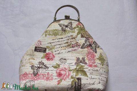 Romantikus táska (silvanafoltvarras) - Meska.hu
