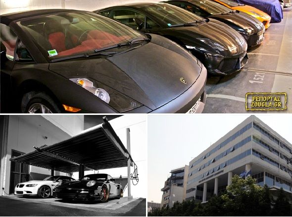 ΦΟΡΟΤΕΧΝΙΚΗ ΒΛΑΚΕΙΑ ΣΔΟΕ: Παίρνουν Βουλγάρικες πινακίδες από πολυτελή αυτοκίνητα….