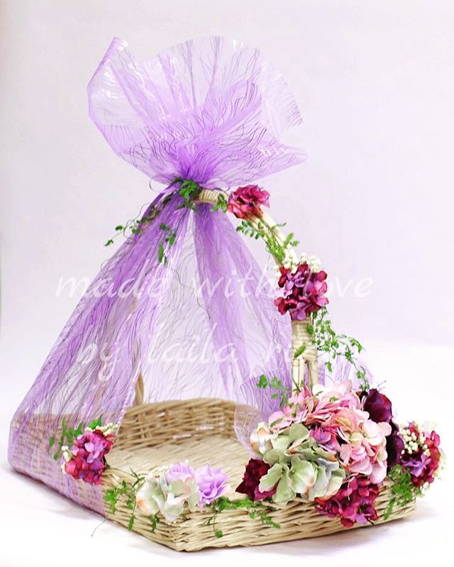 Basket Decoration For Details Inbox Us Madewithlove